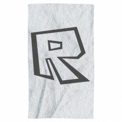 Рушник Roblox minimal logo