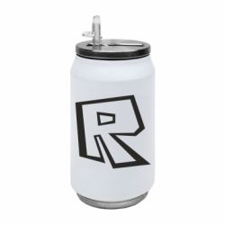Термобанка 350ml Roblox minimal logo