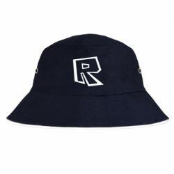 Панама Roblox minimal logo
