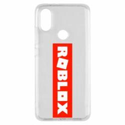 Чехол для Xiaomi Mi A2 Roblox suprem