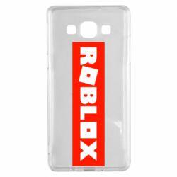 Чохол для Samsung A5 2015 Roblox suprem
