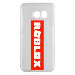Чехол для Samsung S6 EDGE Roblox suprem