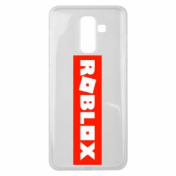Чохол для Samsung J8 2018 Roblox suprem