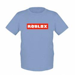 Дитяча футболка Roblox suprem