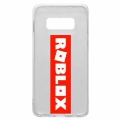 Чехол для Samsung S10e Roblox suprem