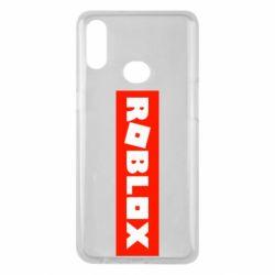 Чохол для Samsung A10s Roblox suprem