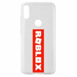 Чехол для Xiaomi Mi Play Roblox suprem