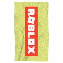 Рушник Roblox suprem