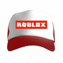 Кепка-тракер Roblox suprem