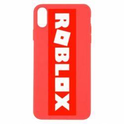 Чохол для iPhone X/Xs Roblox suprem