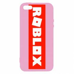 Чохол для iPhone 5 Roblox suprem
