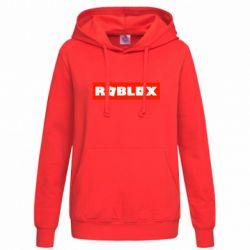 Толстовка жіноча Roblox suprem