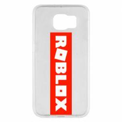 Чехол для Samsung S6 Roblox suprem
