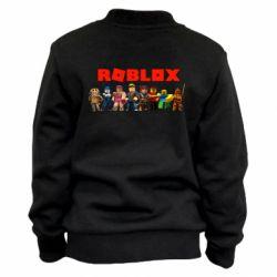 Дитячий бомбер Roblox team