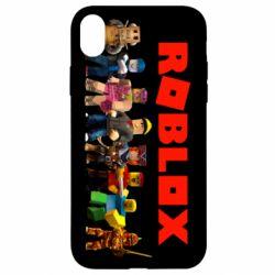 Чохол для iPhone XR Roblox team