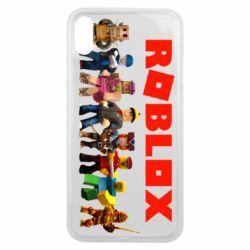 Чохол для iPhone Xs Max Roblox team