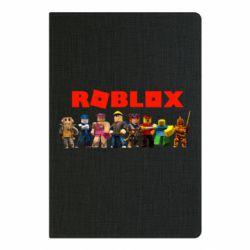 Блокнот А5 Roblox team