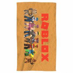 Рушник Roblox team