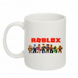 Кружка 320ml Roblox team