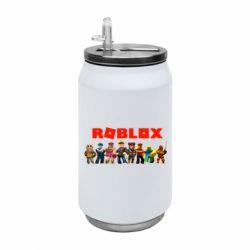 Термобанка 350ml Roblox team