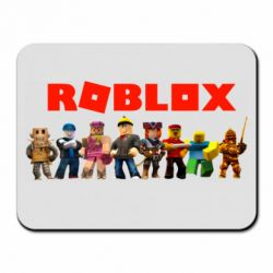 Килимок для миші Roblox team