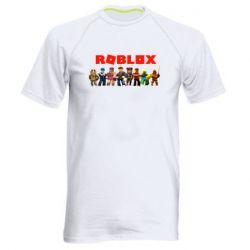 Чоловіча спортивна футболка Roblox team