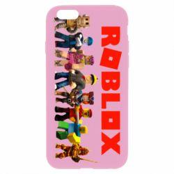 Чохол для iPhone 6 Plus/6S Plus Roblox team