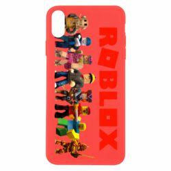 Чохол для iPhone X/Xs Roblox team