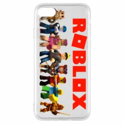 Чохол для iPhone 8 Roblox team