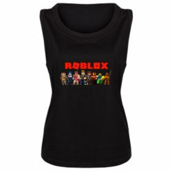 Майка жіноча Roblox team