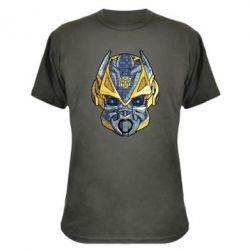 Камуфляжна футболка Робот bumblebee