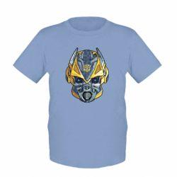 Детская футболка Робот bumblebee