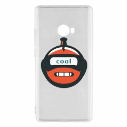 Чехол для Xiaomi Mi Note 2 Robot with the word cool