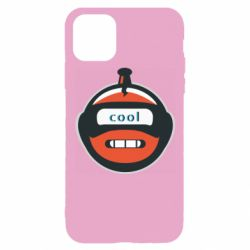 Чохол для iPhone 11 Pro Robot with the word cool