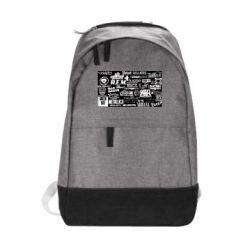 Рюкзак міський Роck logo