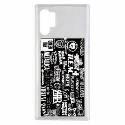 Чохол для Samsung Note 10 Plus Роck logo