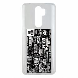 Чохол для Xiaomi Redmi Note 8 Pro Роck logo