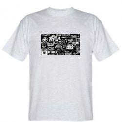 Чоловіча футболка Роck logo