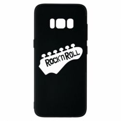 Чехол для Samsung S8 Rock n Roll - FatLine