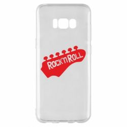 Чехол для Samsung S8+ Rock n Roll - FatLine