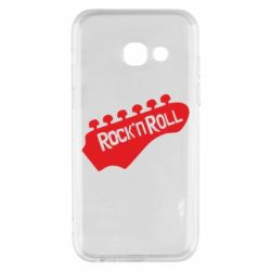 Чехол для Samsung A3 2017 Rock n Roll - FatLine