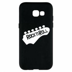Чехол для Samsung A5 2017 Rock n Roll - FatLine