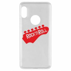 Чехол для Xiaomi Redmi Note 5 Rock n Roll - FatLine