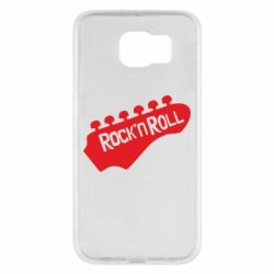 Чехол для Samsung S6 Rock n Roll - FatLine