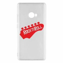 Чехол для Xiaomi Mi Note 2 Rock n Roll - FatLine