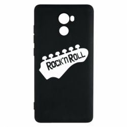 Чехол для Xiaomi Redmi 4 Rock n Roll - FatLine