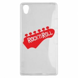 Чехол для Sony Xperia Z1 Rock n Roll - FatLine