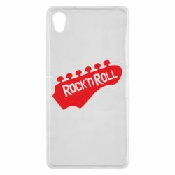 Чехол для Sony Xperia Z2 Rock n Roll - FatLine