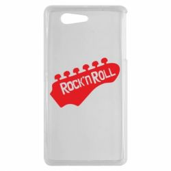 Чехол для Sony Xperia Z3 mini Rock n Roll - FatLine
