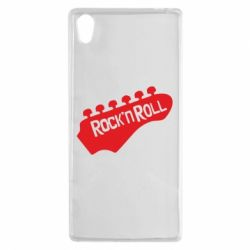 Чехол для Sony Xperia Z5 Rock n Roll - FatLine